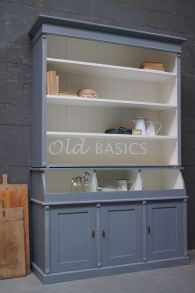 Brocante boekenkast | Old BASICS