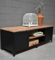 Dressoir 1 Meter Breed.Industriele Kasten Old Basics