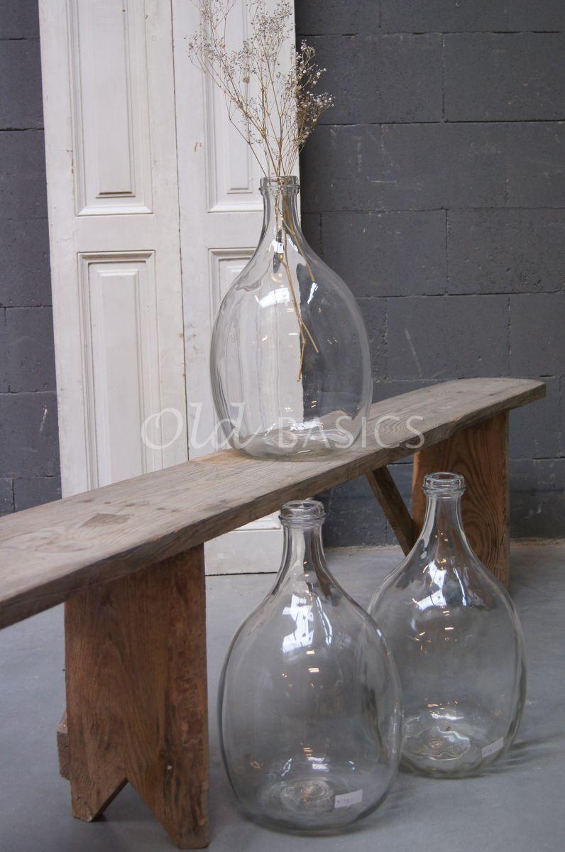 Vaas, materiaal glas