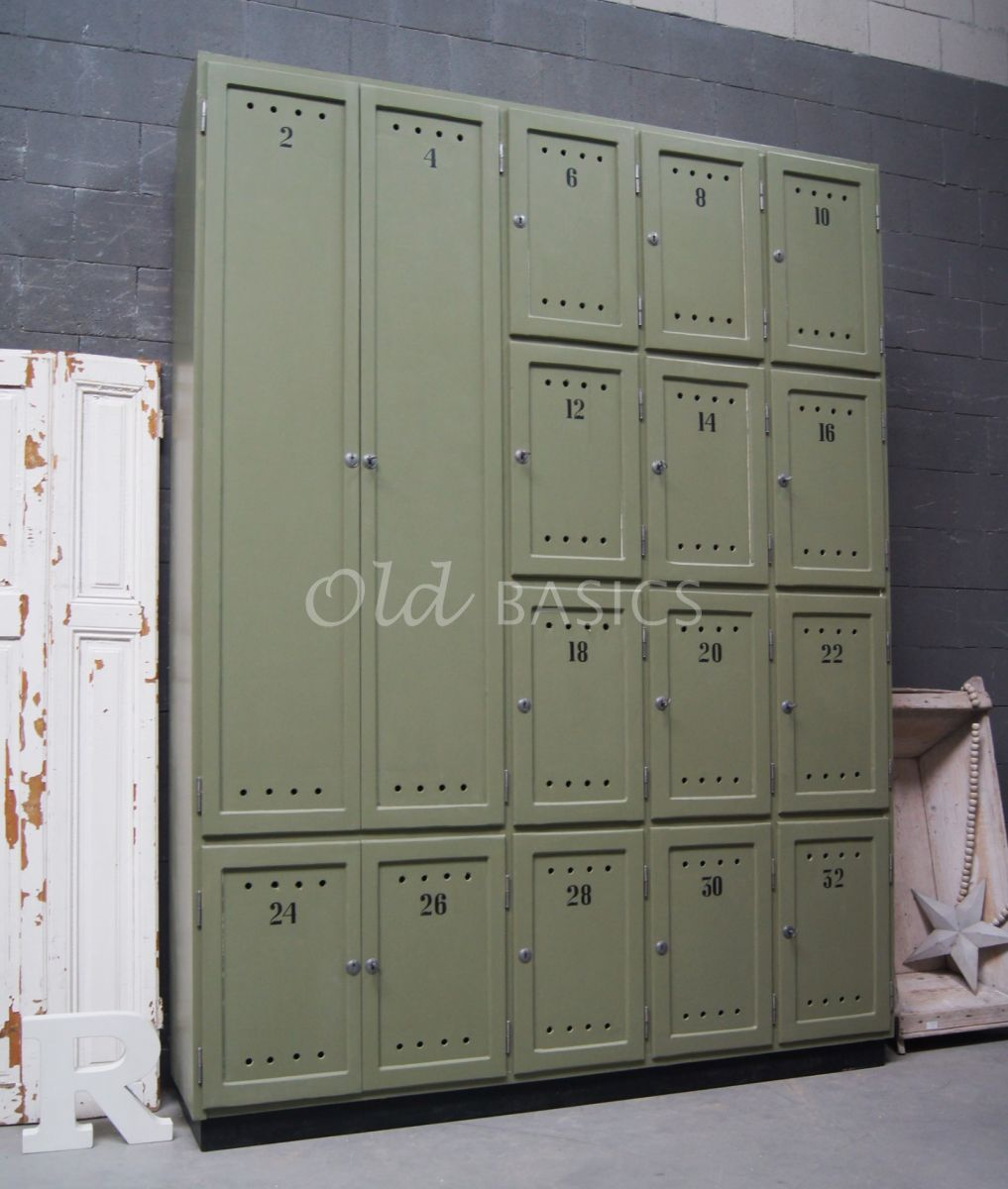Lockerkast Numero 5 6013 1 1504 104 Old Basics